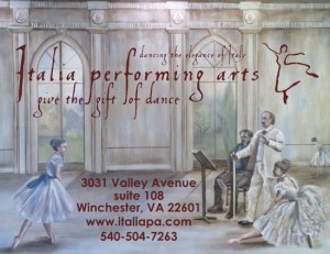 Italia Performing Arts - give the gift of dance