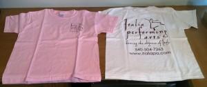 Italia Performing Arts T-shirts