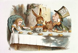 Alice in Wonderland: The Tea Party